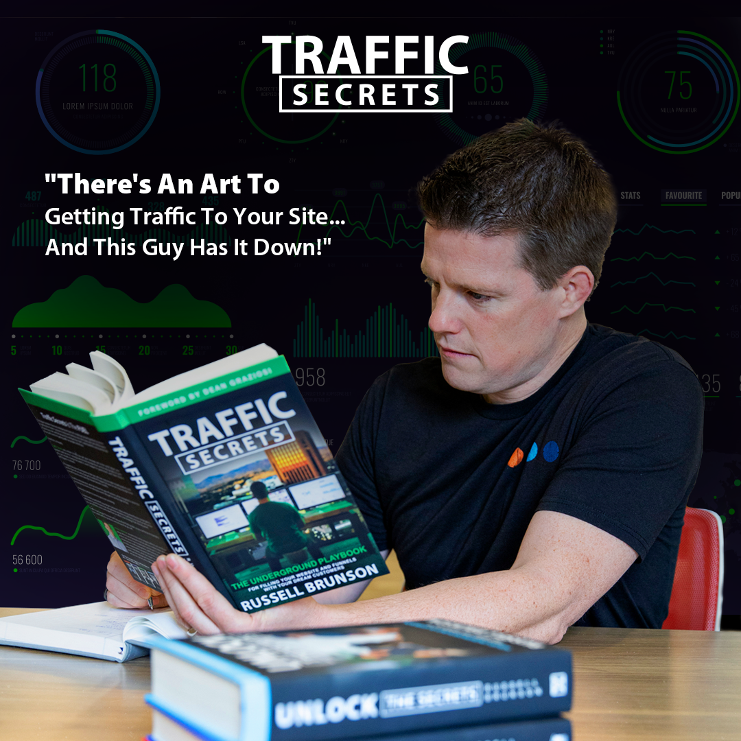 What is inside Traffic Secret Program